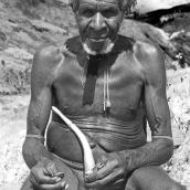 Papua_bw